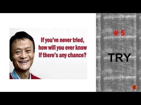 # 4 China's Richest Man Jack Ma Positive Energy