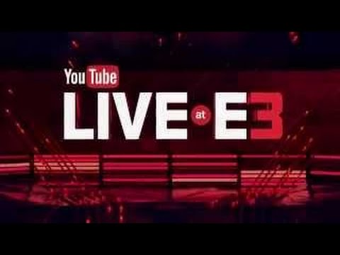 YouTube E3 Live On Nintendo And Gaming