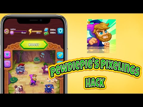 PewDiePie's Pixelings Hack - How To Get Free BUX & Coins in PewDiePie's Pixelings Cheats from YouTube · Duration:  3 minutes 31 seconds
