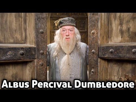 Albus Dumbledore Origin and life Story Explained in Hindi || Harry Potter