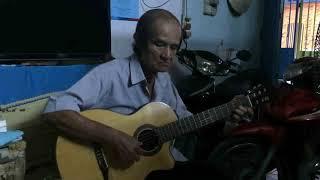 Tình Cha - Ngọc Sơn - Guitar Ánh Đức ( Guitar Solo)