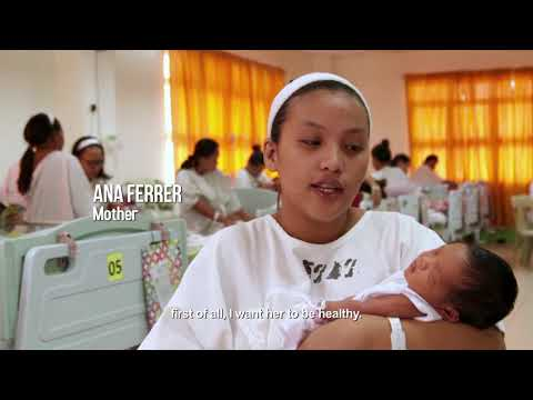 PHILIPPINES, Laura LEHMANN - Beauty With a Purpose