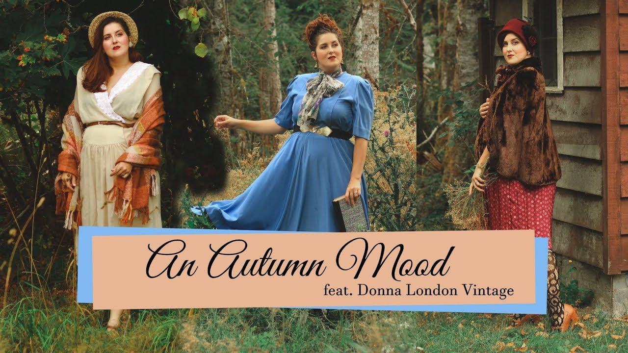 An Autumn Mood | Fall Lookbook 2