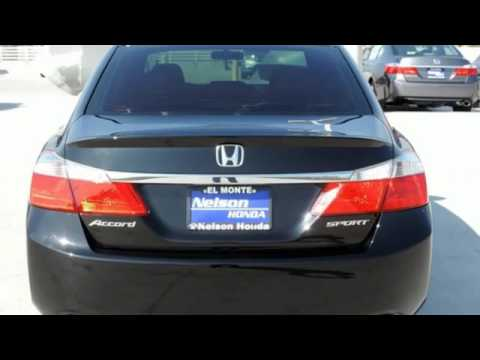 2014 Honda Accord El Monte CA West Covina, CA #PN7193