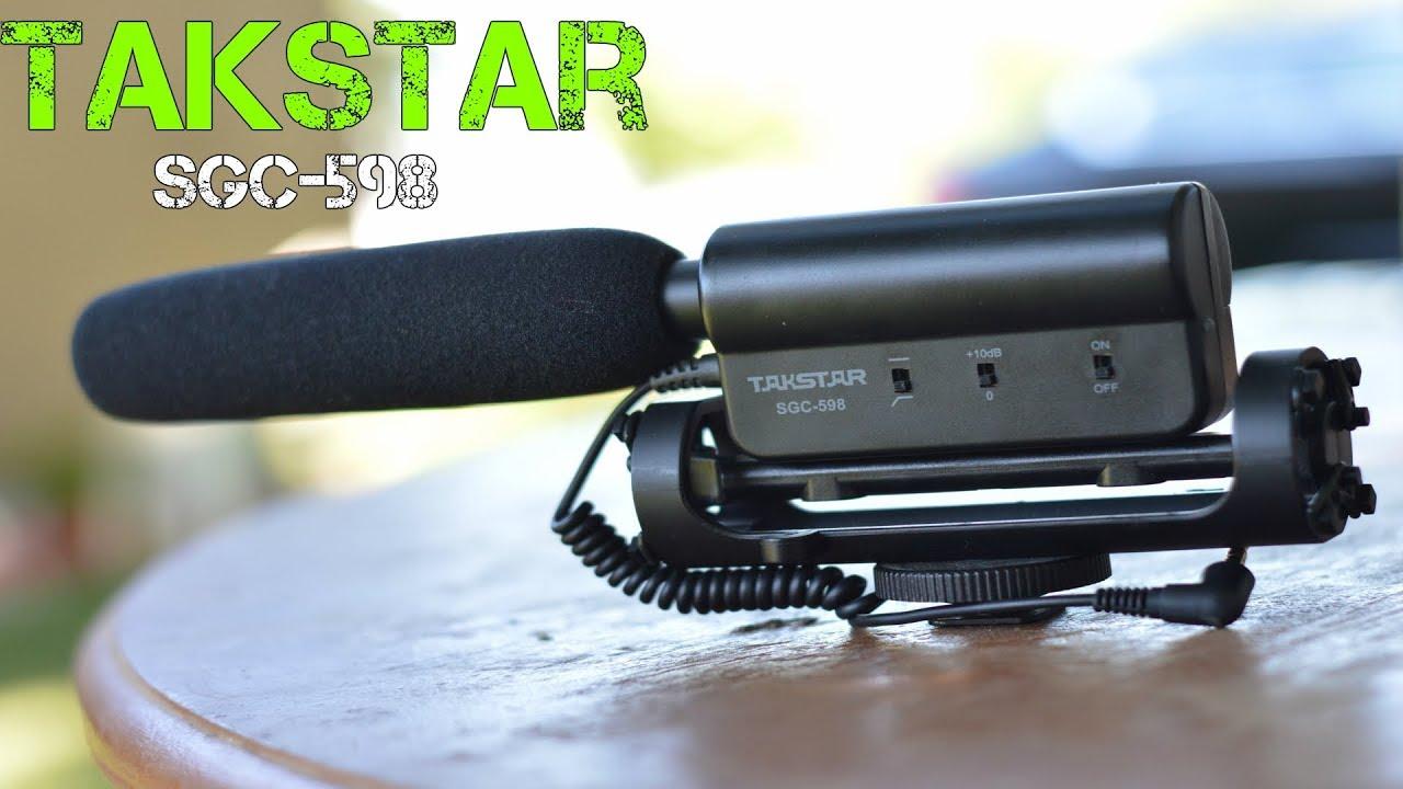 Best Shotgun Mic : best budget shotgun mic takstar sgc 598 review youtube ~ Hamham.info Haus und Dekorationen