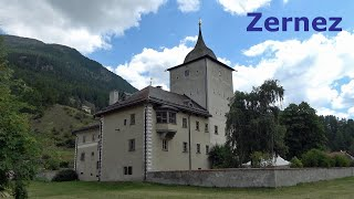 Zernez, Engadin, Switzerland