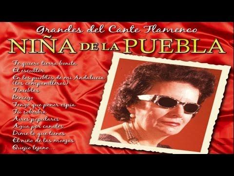 Nina de la Puebla - Grandes del Cante Flamenco
