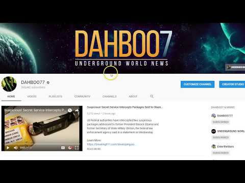 DAHBOO77 CHANNEL UPDATE