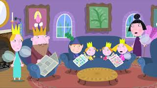 Ben and Holly's Little Kingdom Full Episode - Gaston Goes to The Vet