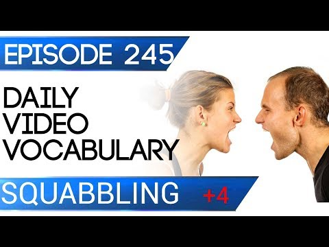 5 New English Vocabulary words with Meaning, Picture and Example Sentence   Vocabulary Builder – 245