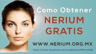 Como obtener Nerium Gratis