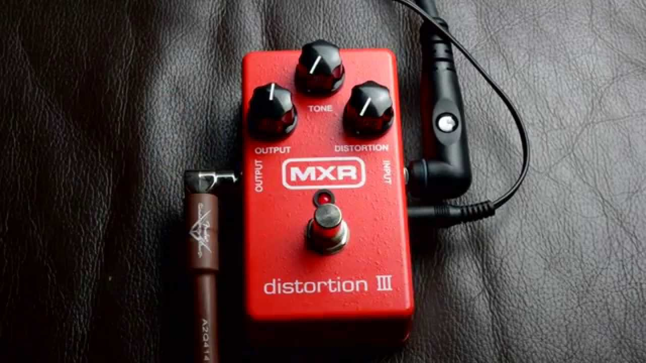 mxr distortion iii quick sound demo metal youtube. Black Bedroom Furniture Sets. Home Design Ideas