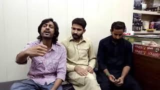 Aa Asghar Main Teri Hanjhuwan Nal Payas - New Noha Shazada Ali Asgha (A.S)- Azeem Khan - Nohy 2018