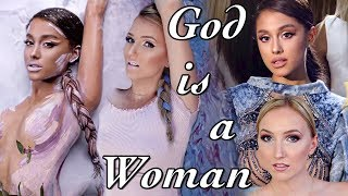 Ariana Grande - God Is A Woman Music Video Makeup Looks - TheBeauty2go