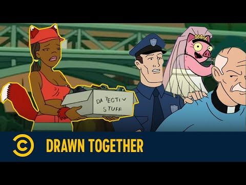 Foxxy Vs. The Board Of Education | Drawn Together | Staffel 2 Folge 2 | Comedy Central Deutschland
