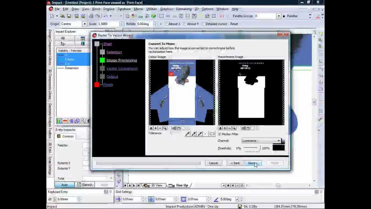 arden software impact cad free download