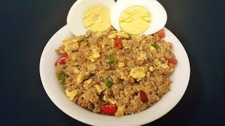Minced Meat With Eggs By Azra Salim