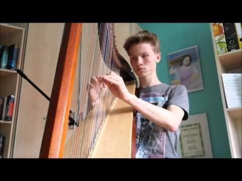Skyrim - Secunda (Harp cover)