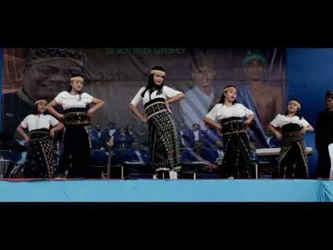 Tarian Lipa Songke Manggarai Di Pentaskan Saat Festival Budaya Nusantara