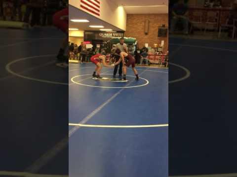 Olean wrestling