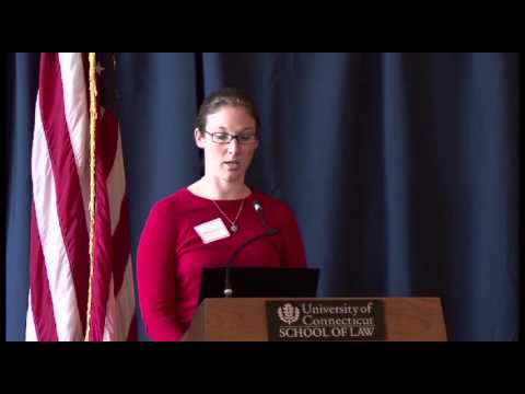 Legal Solutions to Coastal Climate Change Adaptation in Connecticut Conference - Panel 2