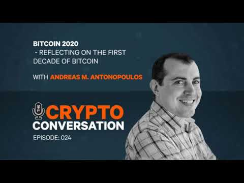 Andreas M. Antonopoulos Reflects On The First Decade Of Bitcoin