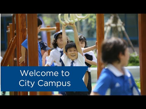 Welcome to Shrewsbury International School City Campus, Bangkok