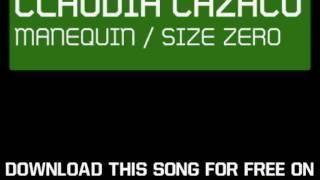 Claudia Cazacu Manequin  Size Zero Size Zero