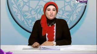 نادية عمارة توضح شروط الأكل من ذبيحة اليهود والنصارى .. فيديو