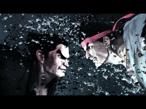 Street Fighter X Tekken: All Cinematic Trailers