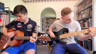 Desecration Smile (Cover) - Red Hot Chili Peppers