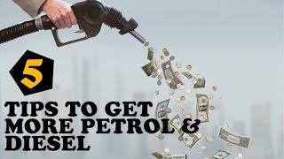 Petrol Pump Cheating: Top 5 TIPS TO GET MORE PETROL & DIESEL