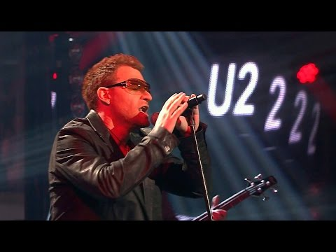 Евгений Дятлов. U2 – «Where the Streets Have No Name». Точь‑в‑точь. Суперсезон. Фрагмент.