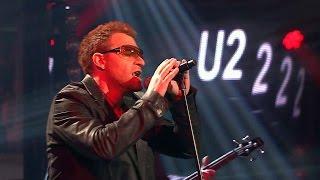 Евгений Дятлов. U2– «Where the Streets Have No Name». Точь‑в‑точь. Суперсезон. Фрагмент.