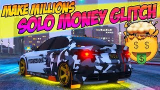 NEW Gta 5 Online Money Glitch.. Unlimited Money Glitch 1.50 *Easy Million$*