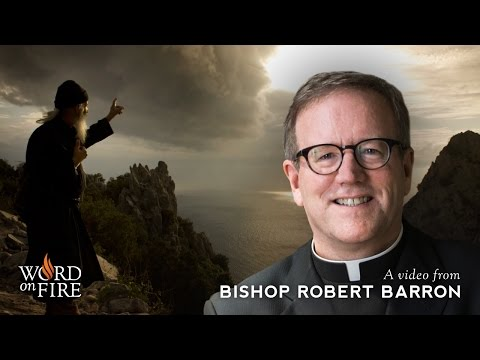 "Bishop Barron on ""The Way of a Pilgrim"""