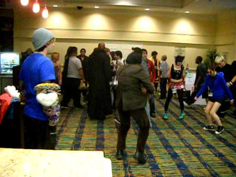 PMX 2010: Aaron Silva taking over a hotel: