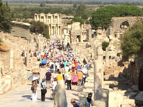 Ephesus & House of the Virgin Mary - Turkey Day 5