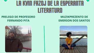 La kvin fazoj de la Esperanta literaturo