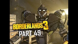 BORDERLANDS 3 Walkthrough Gameplay Part 49 - Footsteps of Giants (Let's Play Commentary)