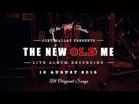 Joey Mallat - The New Old Me (Live Recording Concert at the Mai Theatre)