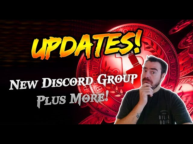 Channel Updates - Discord Group - Free MasterCards