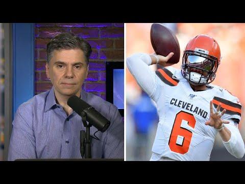 Can Baker Mayfield keep Cleveland Browns starting job? | Pro Football Talk | NBC Sports