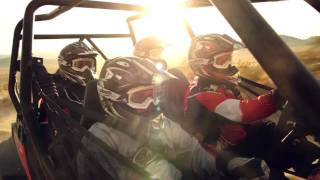 2012 Polaris RZR XP 4 900 SxS Promotional Video