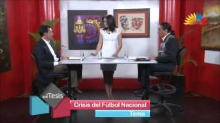 Programa 36 - Crisis del Fútbol Nacional del Ecuador