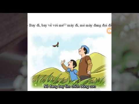 Chích bông ơi- Cao Duy Sơn- Ngữ Văn 6 tập II - Cánh diều