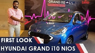 Hyundai Grand i10 NIOS First Look