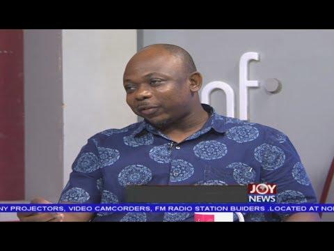 GITMO 2 Detainees in Ghana - Newsfile on JoyNews (24-6-17)
