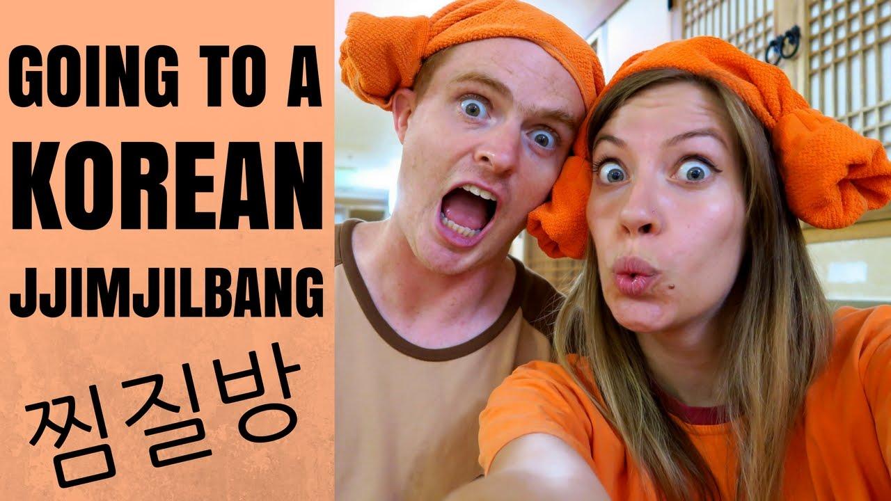 Visiting A Korean Jjimjilbang In Seoul Minus The Getting