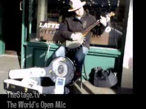 """Greg Paul on Banjo"""
